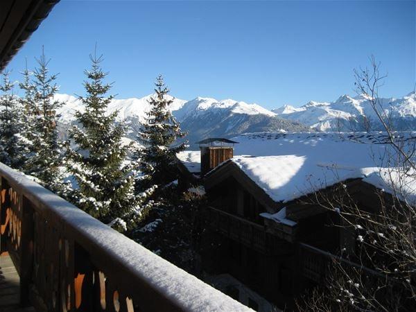 6 pièces 10 personnes skis aux pieds / SAINT NICOLAS (Montagne de Charme) / Séjour Sérénité
