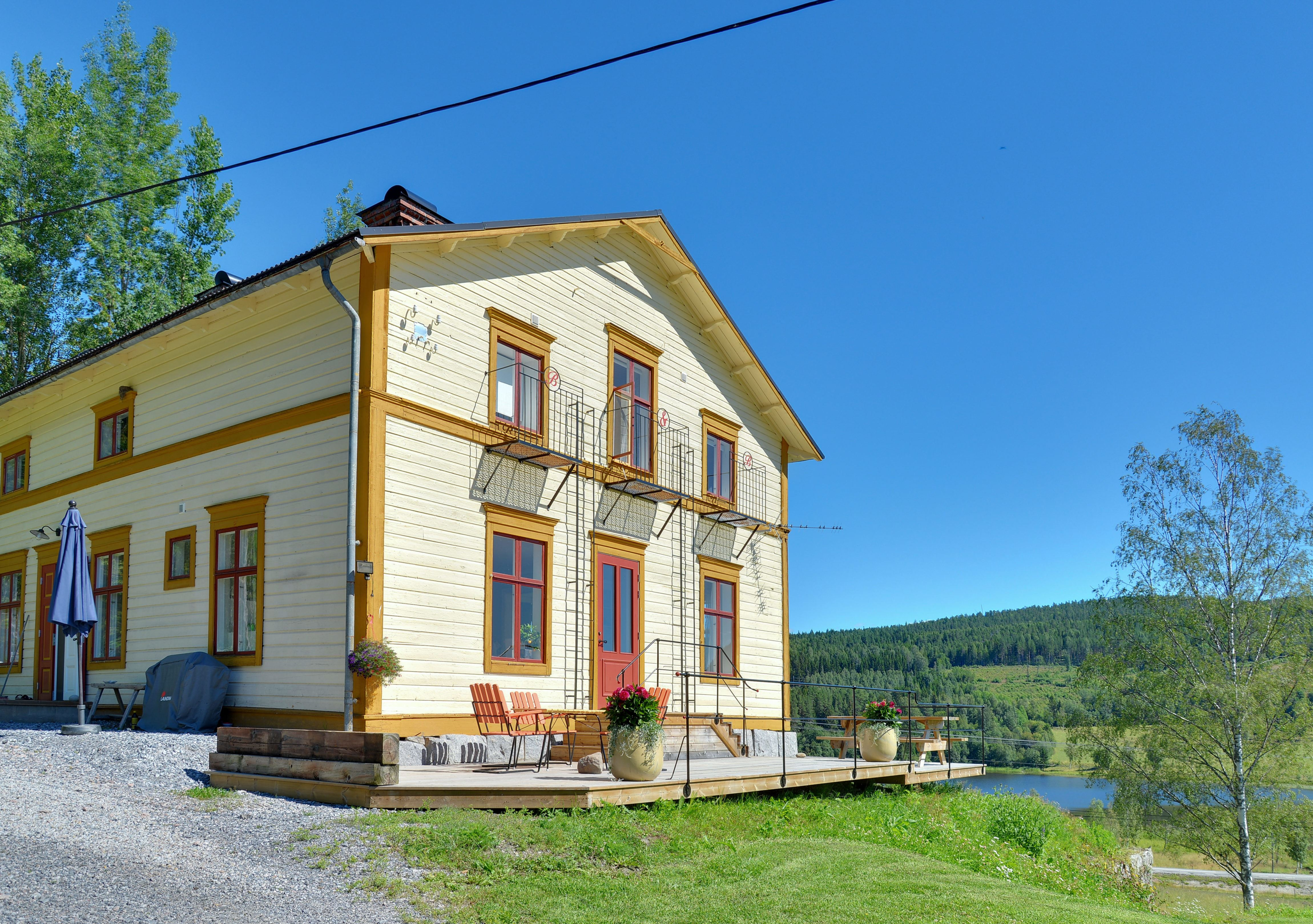 Bjärtrå Bed & Breakfast