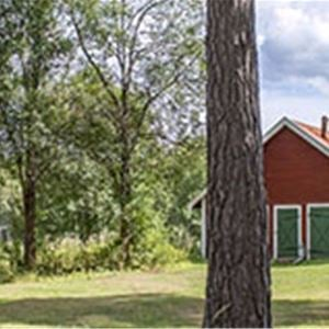 Stay in Culture reserve - Marieberg sawmill society