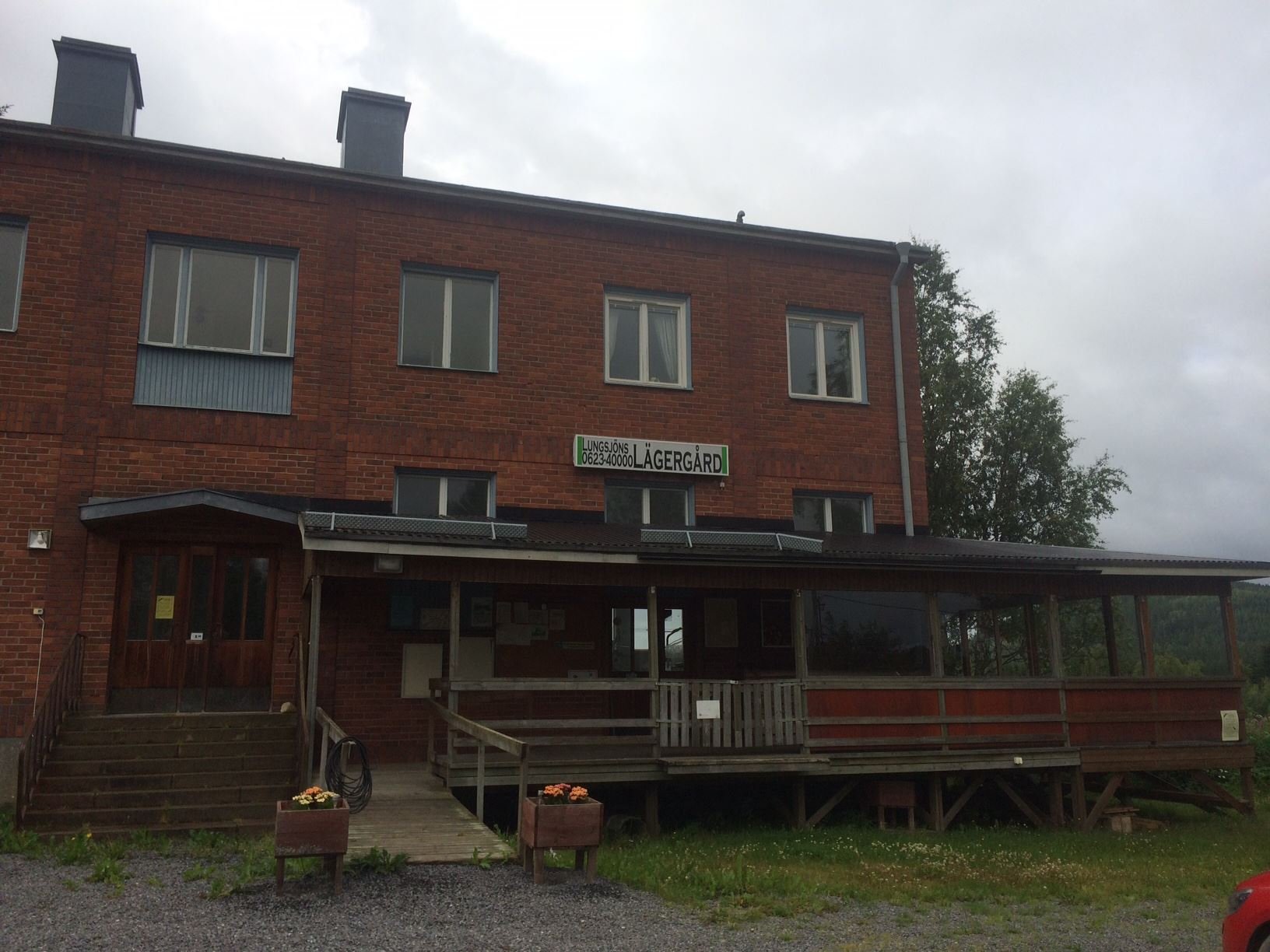 Lungsjön / Vandrarhem (Lastbilsträffen)
