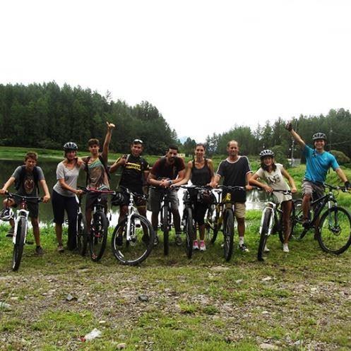Tour de Montaña en Bicicleta en las Tierras Altas de Boquete