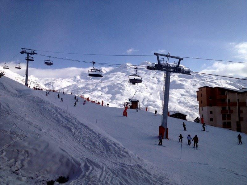 2 Pièces 4 Pers skis au pieds / Boedette D130