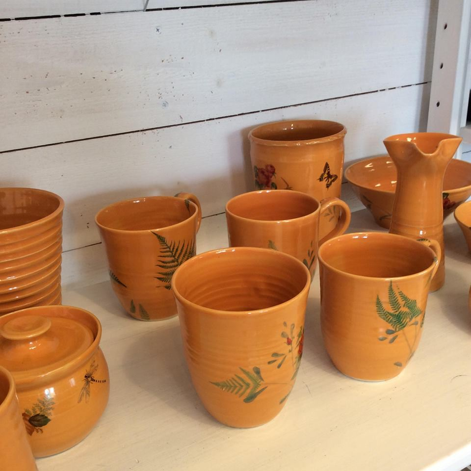 Keramikstina