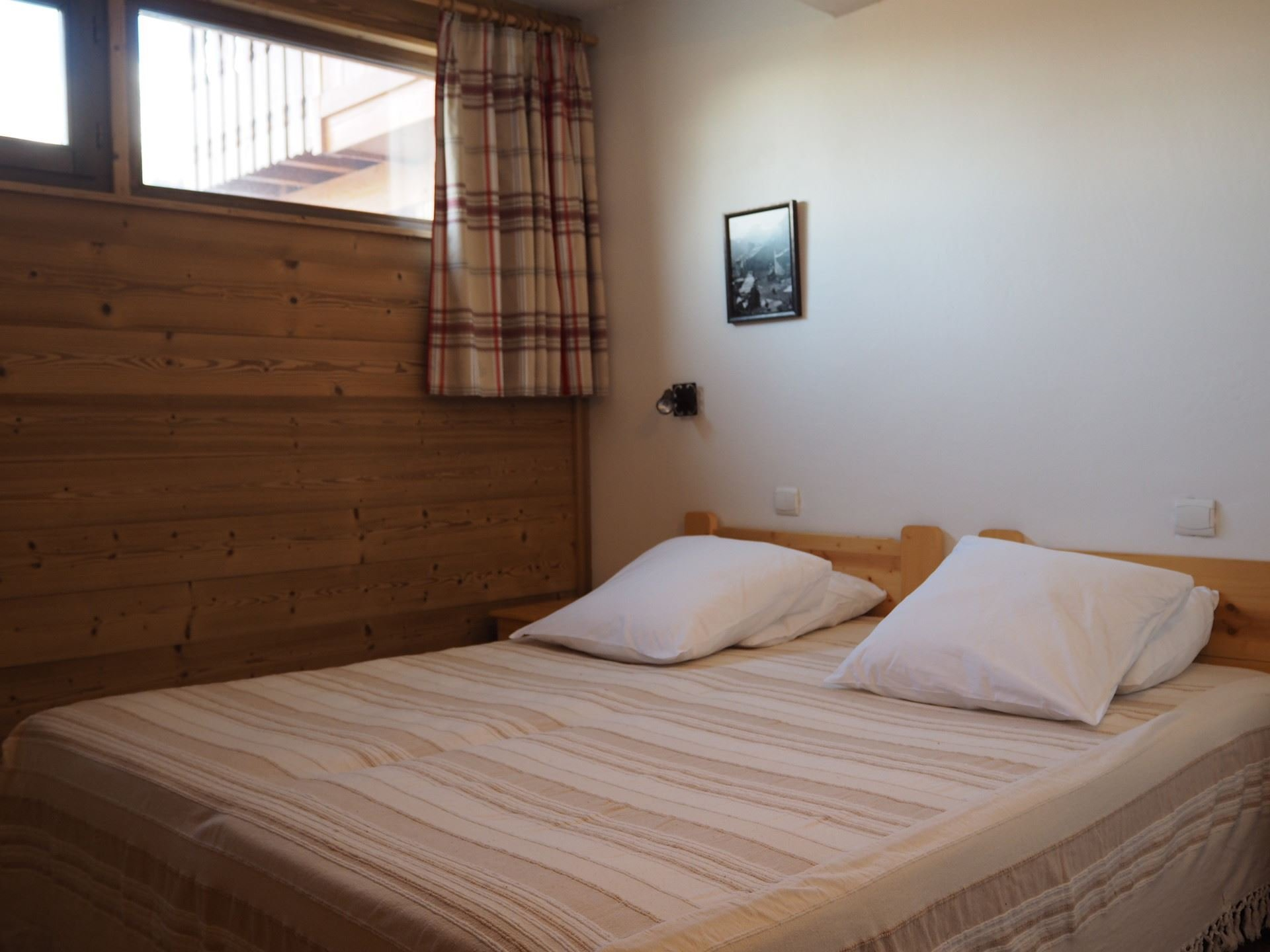 5 Rooms 10 Pers ski-in-ski-out / Altitude 2