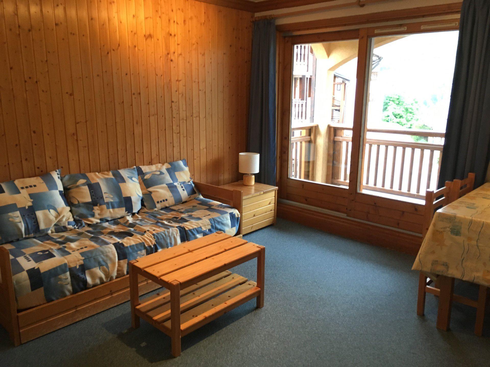 2 Pièces cabine 6 Pers skis aux pieds / BALCONS DE TOUGNETTE 24