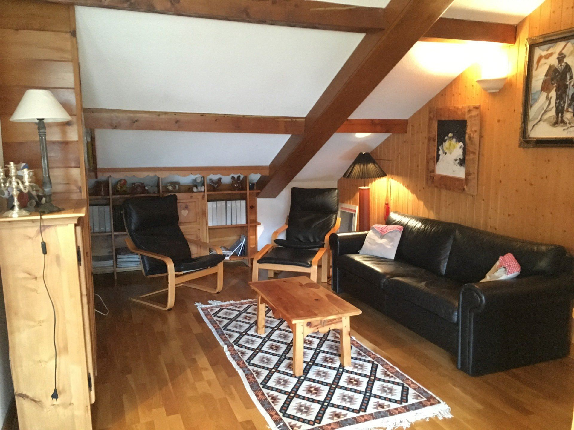 4 Rooms 6 Pers ski-in ski-out / BALCONS DE TOUGNETTE 112