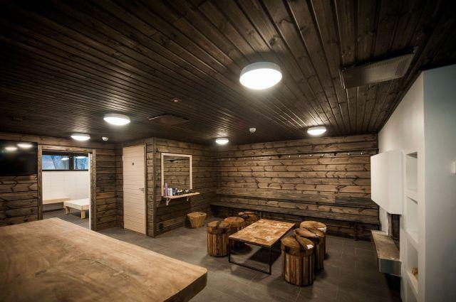 Sauna | Mukkulan Kartano