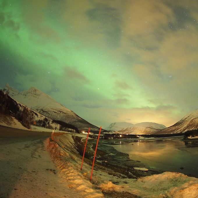 Summer Aurora chase – Knowledge, storytelling and technology – Tromsø Guide