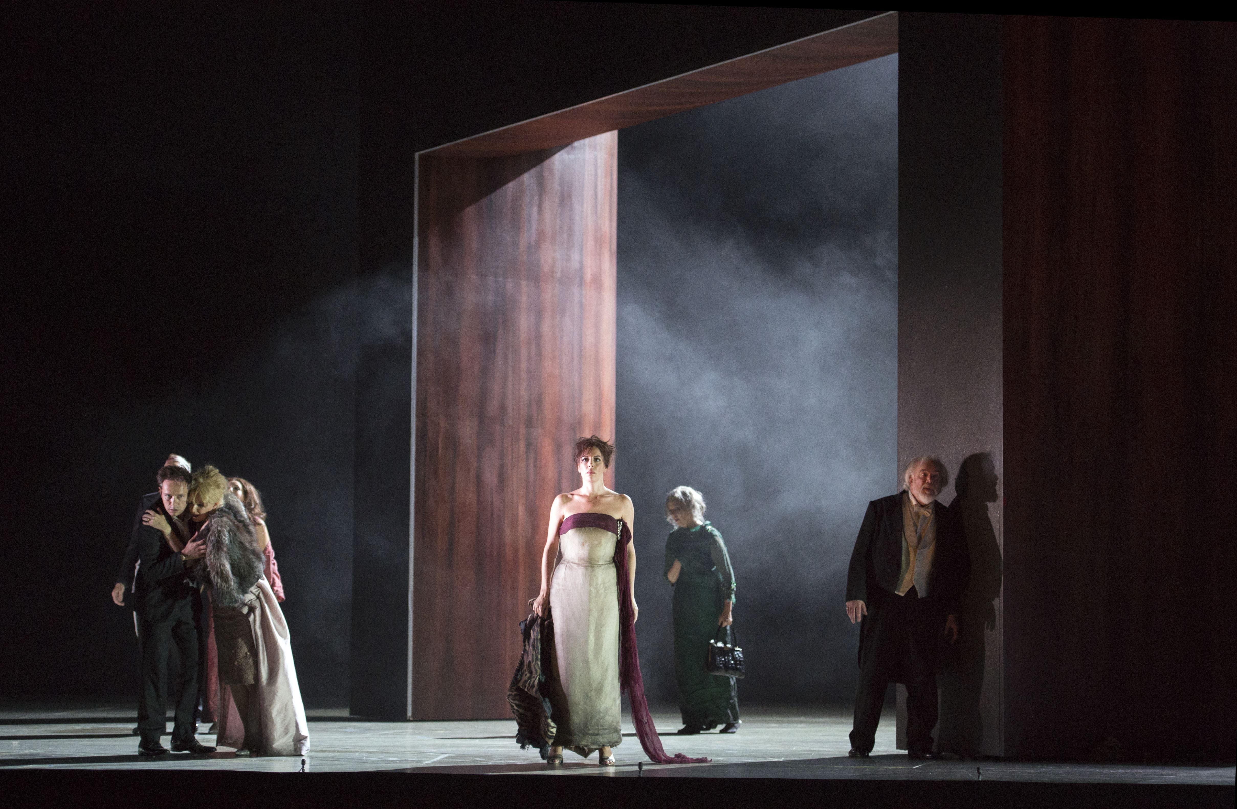 The Metropolitan Opera - Mordängeln