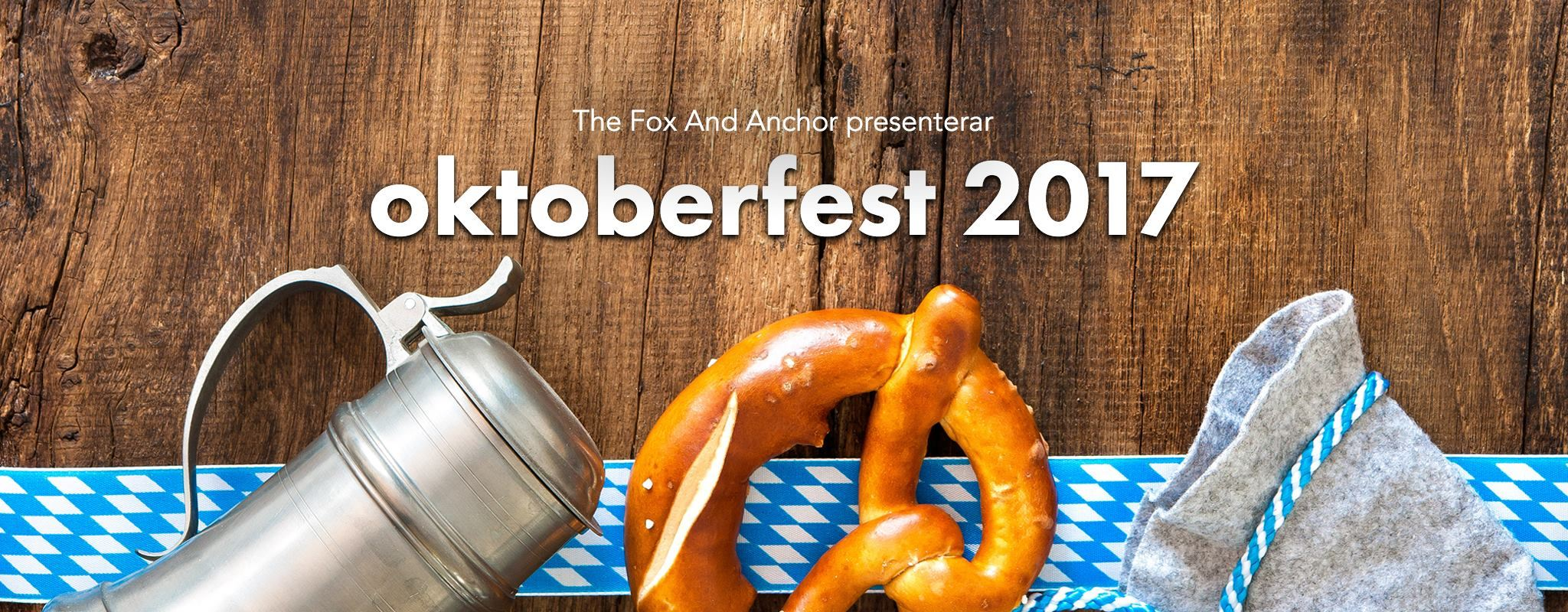Oktoberfest at The Fox and Anchor