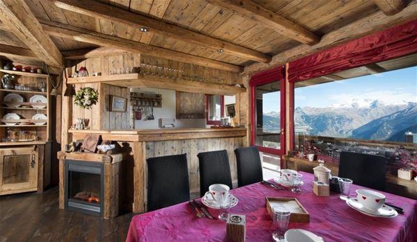 3 pièces 4 personnes skis aux pieds / TROIS VALLEES 23 (Montagne de Charme)