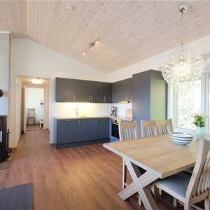 Cabin with 2 bedrooms and loftroom