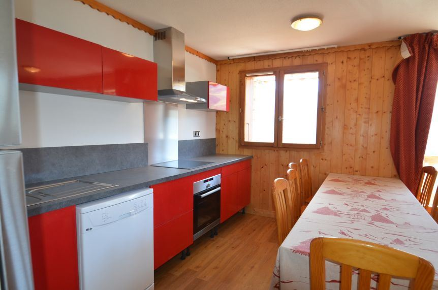 4 Rooms 8/10 Pers ski-in ski-out / COURMAYEUR 311