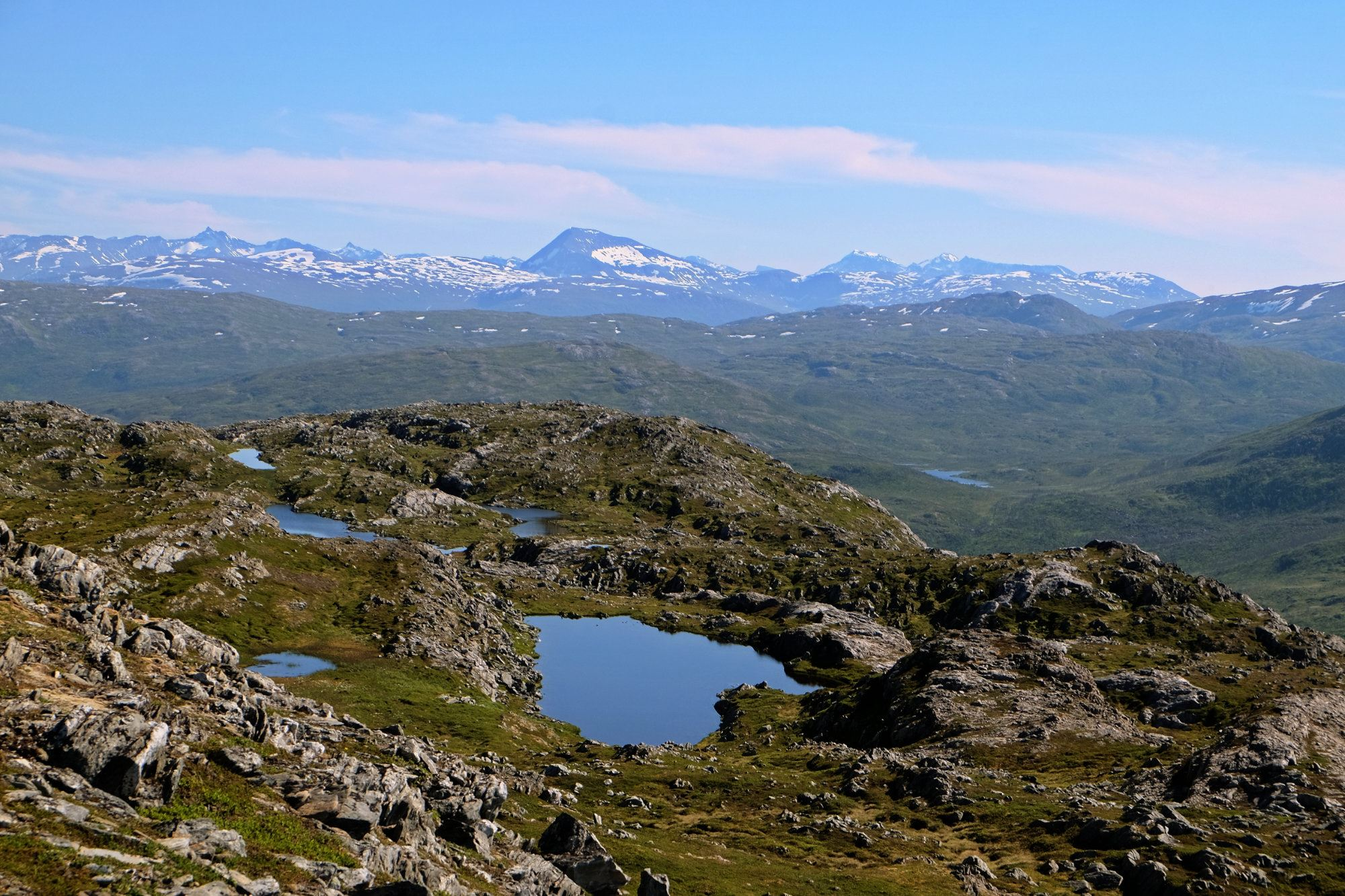 Flott fottur – Fantastisk utsikt! - The Green Adventure