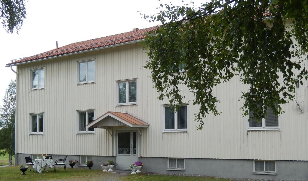Apartments & detached house in Långsele