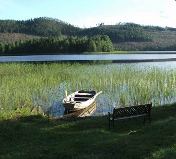 Stugby Kläppsjö