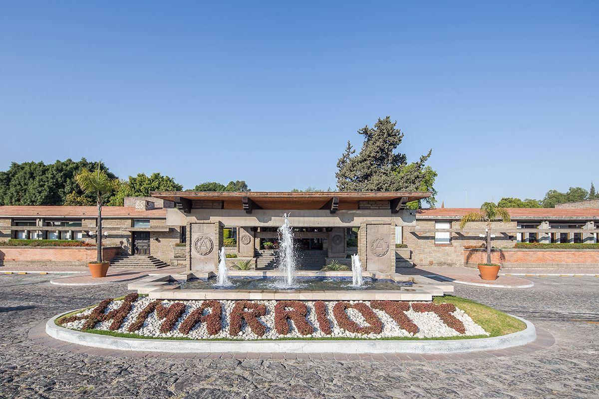 Marriott Puebla Meson del Angel