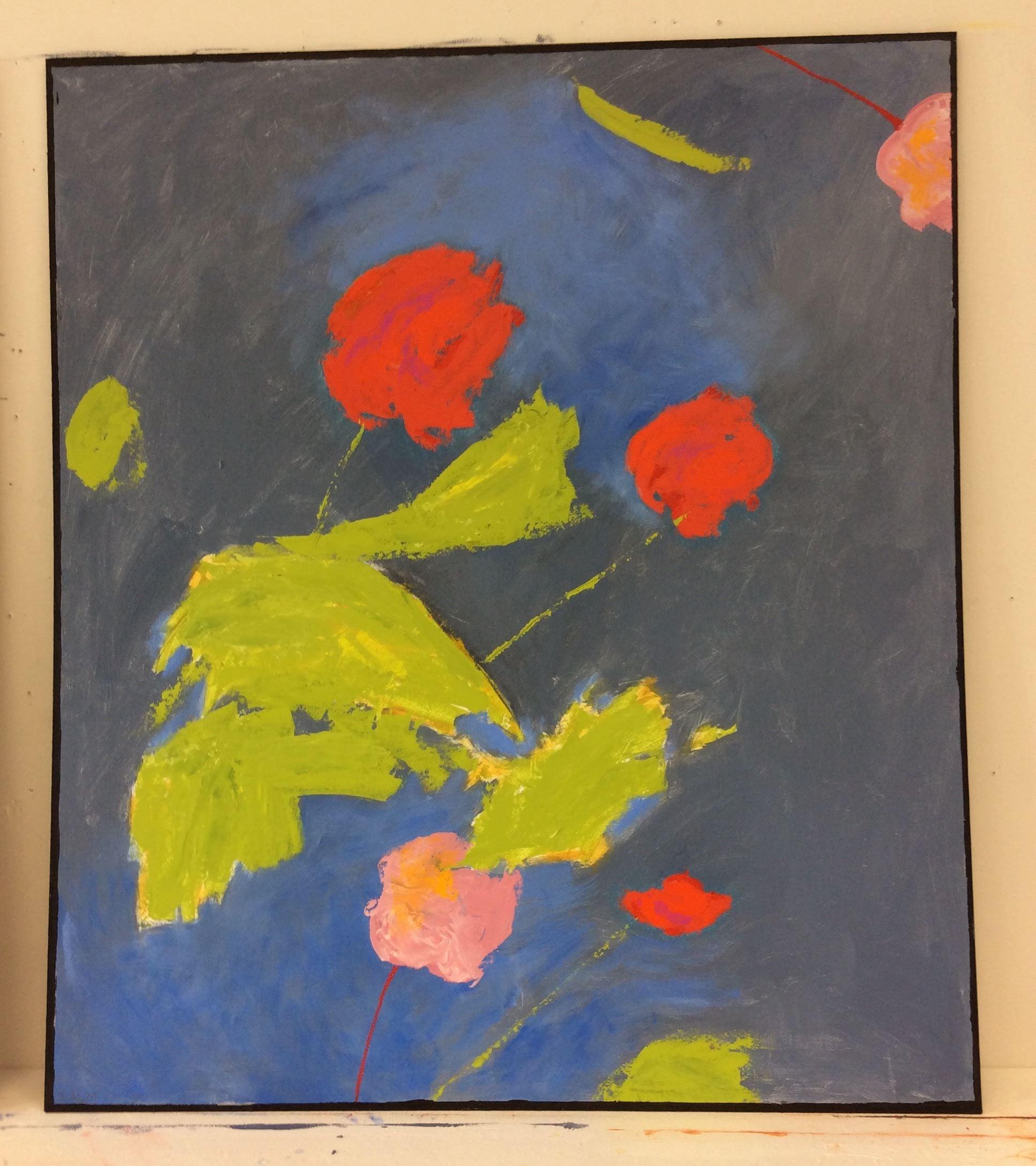 Konstutställning på Galleri Blå Kulan i Mörbylånga