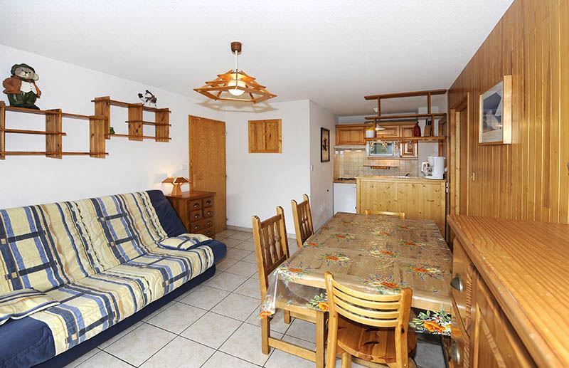 3 Rooms + cabin 8 Pers ski-in ski-out / TETRAS LYRE 3