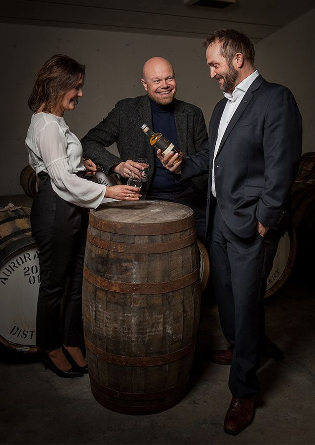 Distillery Manager's Experience