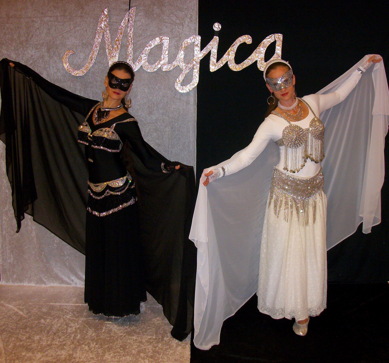 Magica Shadows - en orientalisk dansföreställning