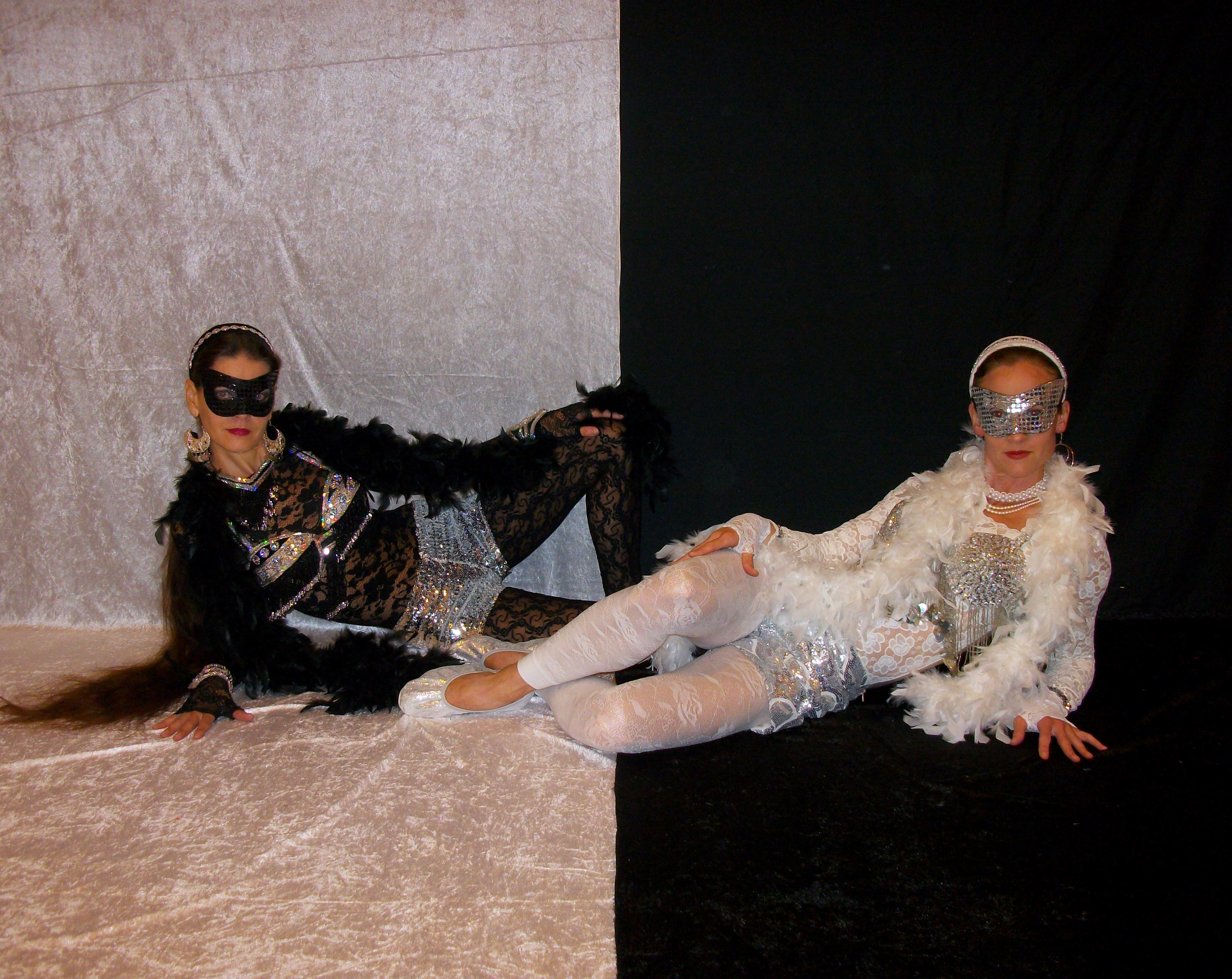 Classy Burlesque dansshow