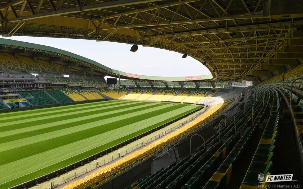 Guided Tour : La Beaujoire Stadium