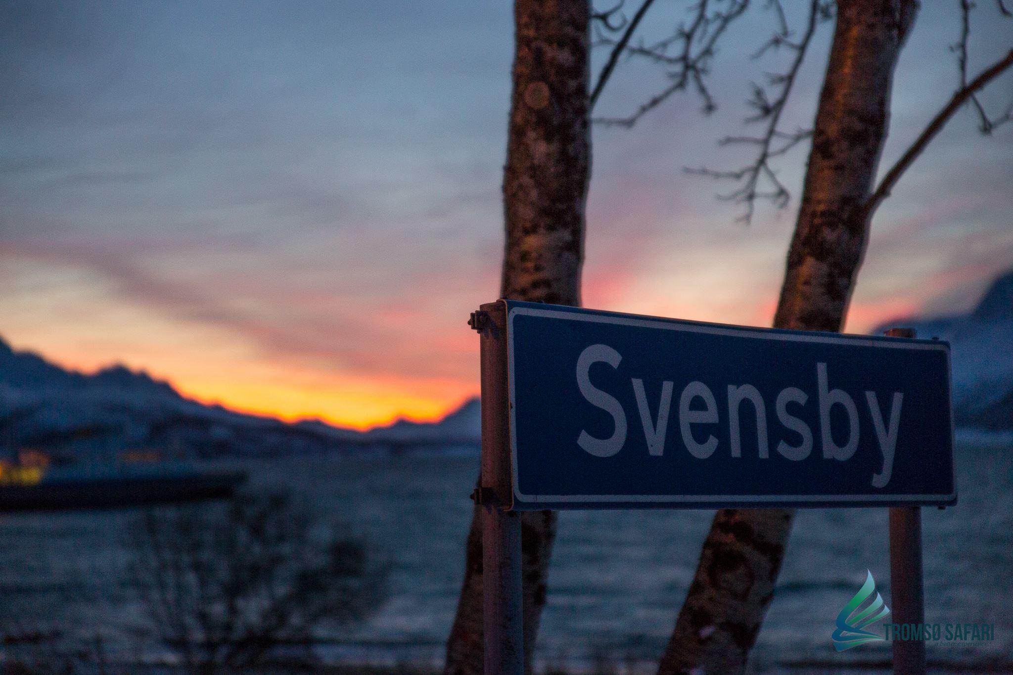 Svensby Tursenter Cabins