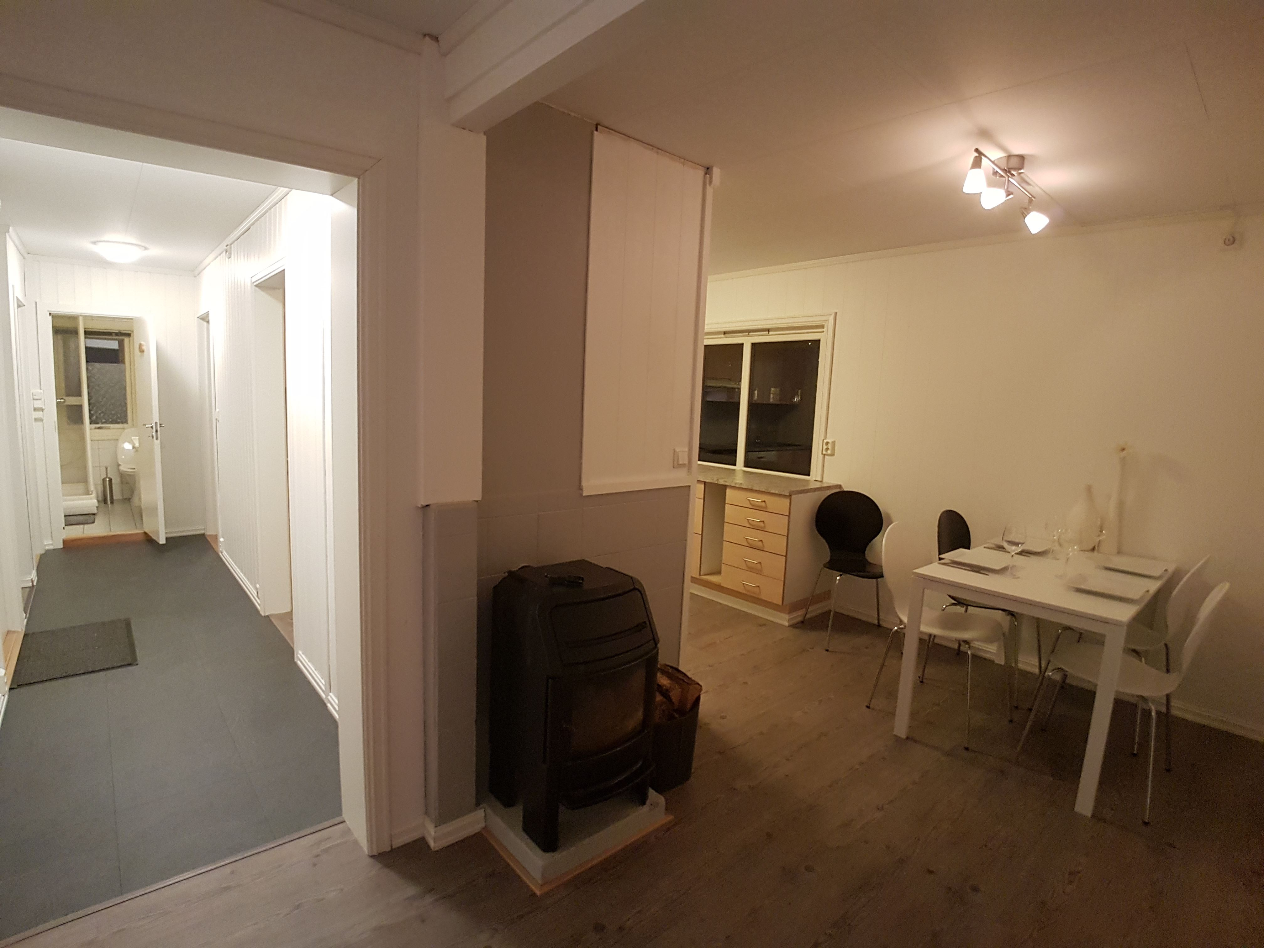 Big Luxurious apartment in Tromsø city - Local Living