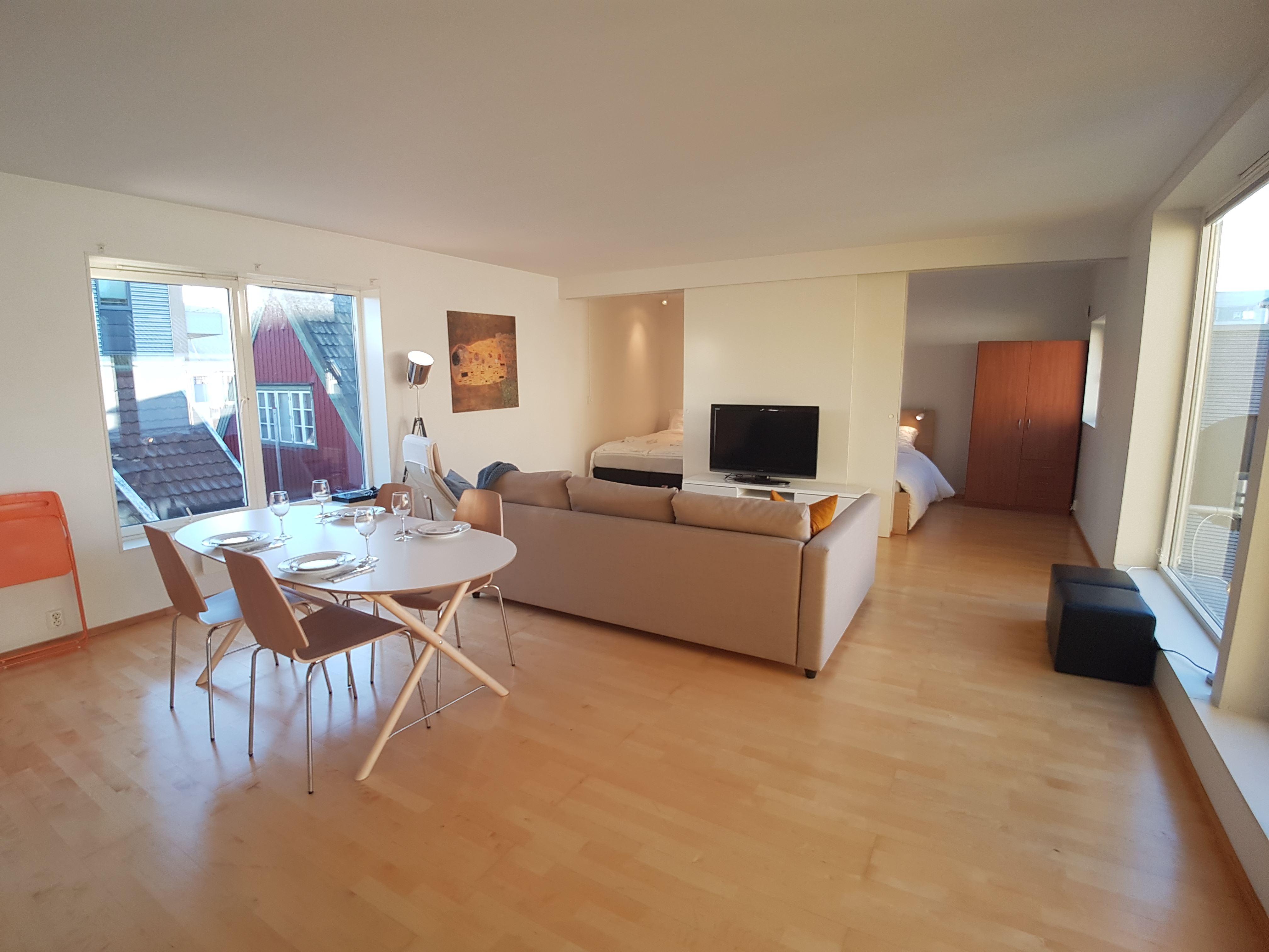 Luxury apartment in Tromsø city - Local Living