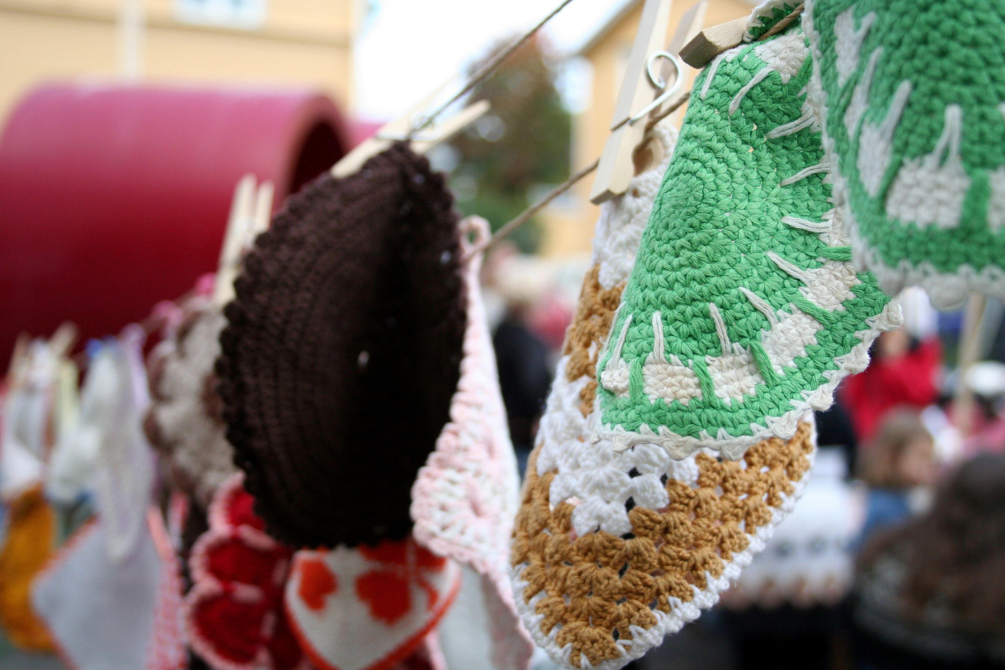 Kulturmarkt bei Pilgatan