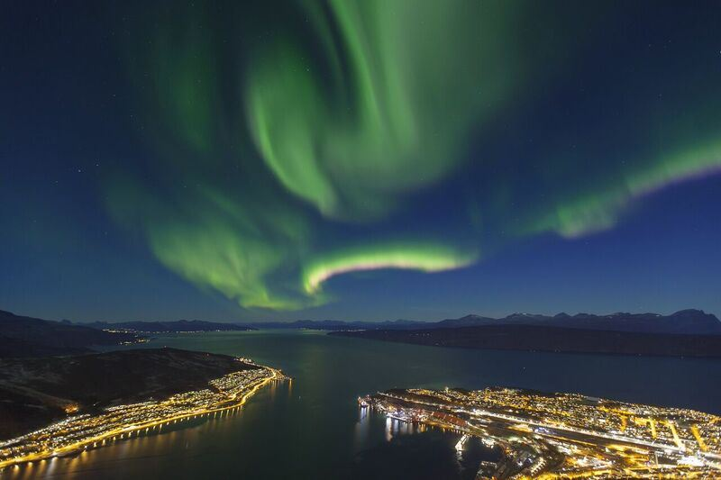 The Arctic Urban Wilderness Experience