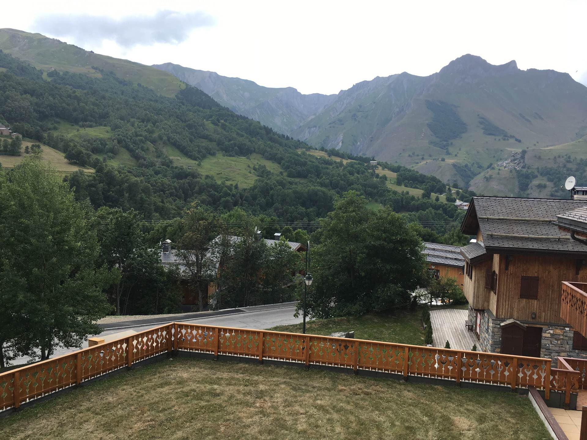 3 Rooms 6 Pers ski-in ski-out / ARMERIA 8