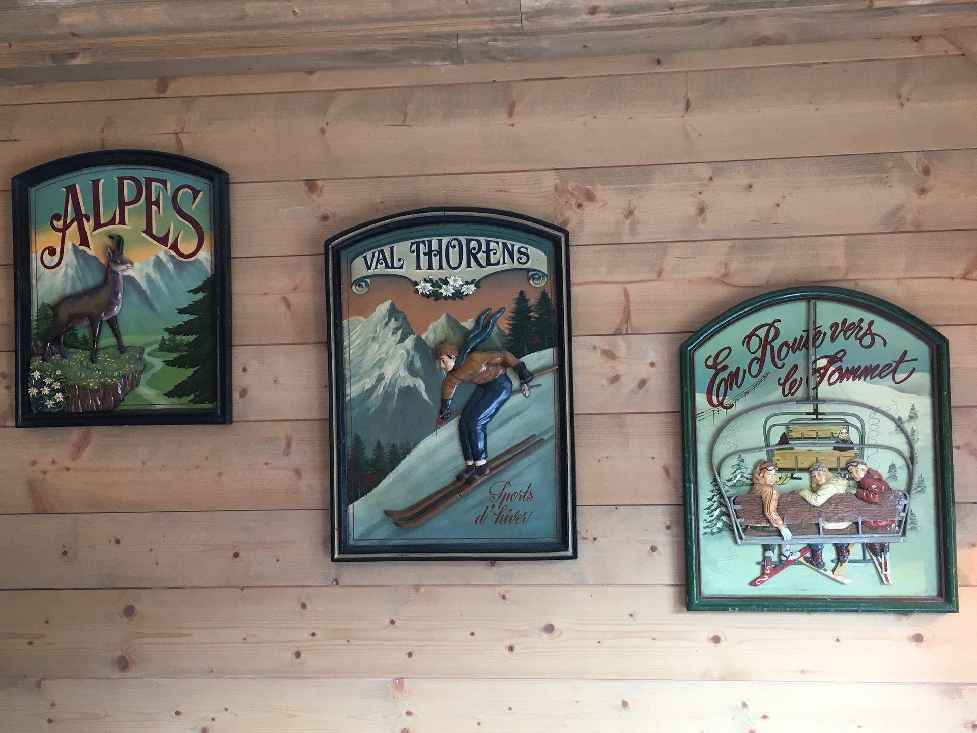 5 Pièces 8 Pers skis aux pieds / LE COCHET 9