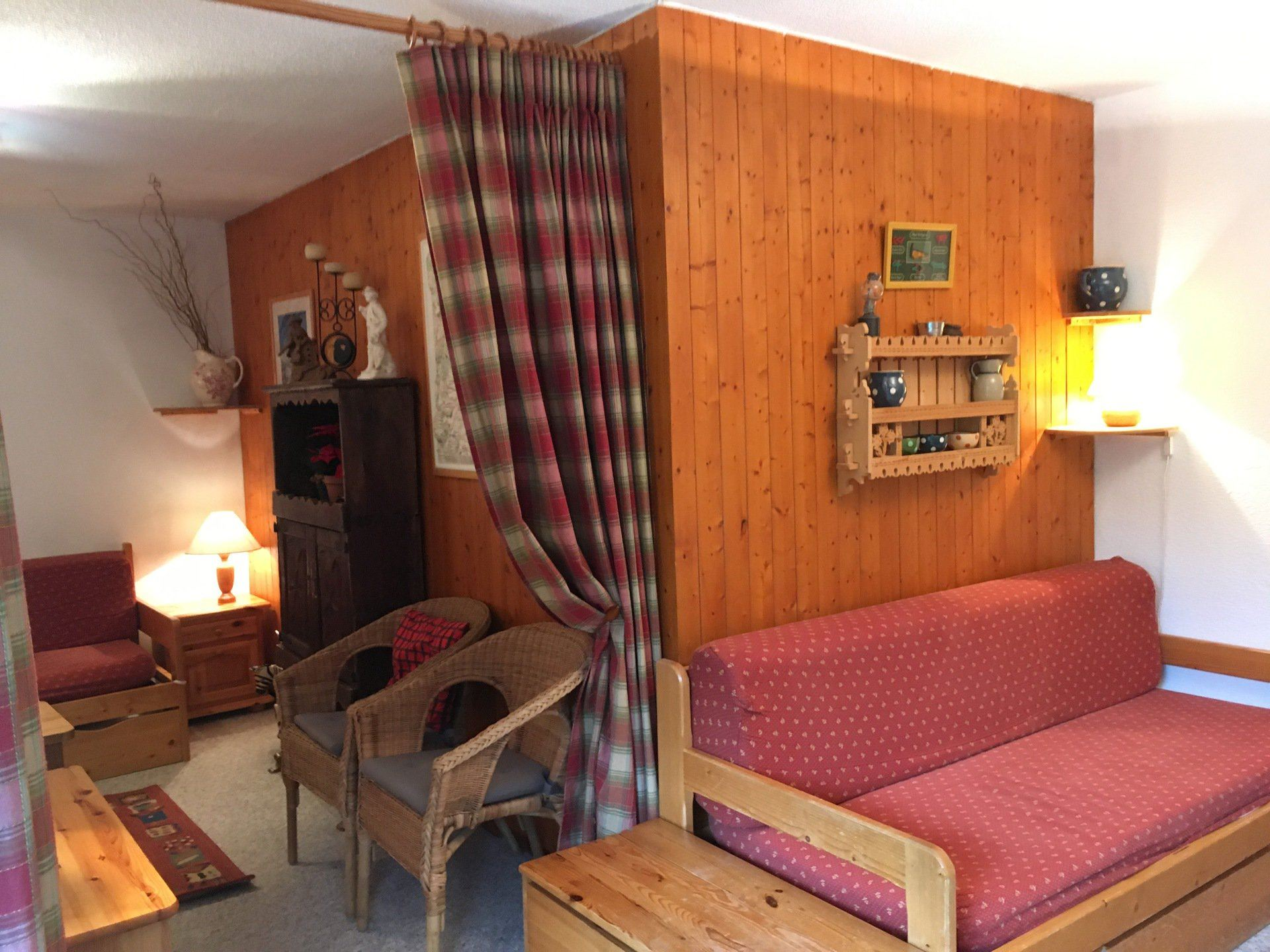 2 Rooms 6 Pers 150m from the slopes / MURGERS 7