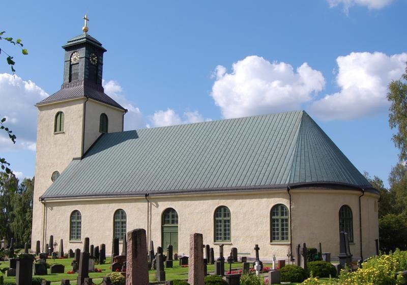 Öppen kyrka i Ryd