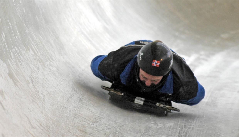 Lillehammer olympiske bob og akebane