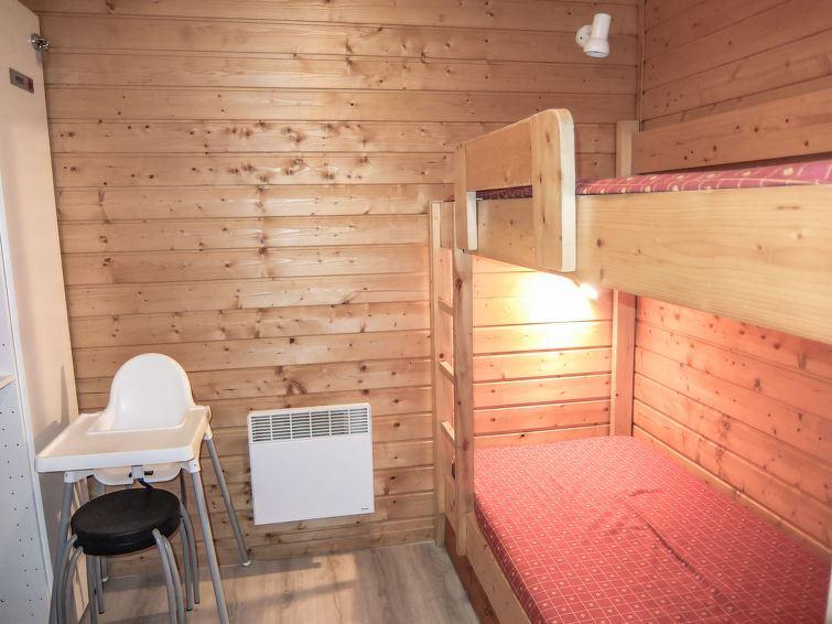 Studio cabine 4 Pers skis aux pieds / VILLARET 604