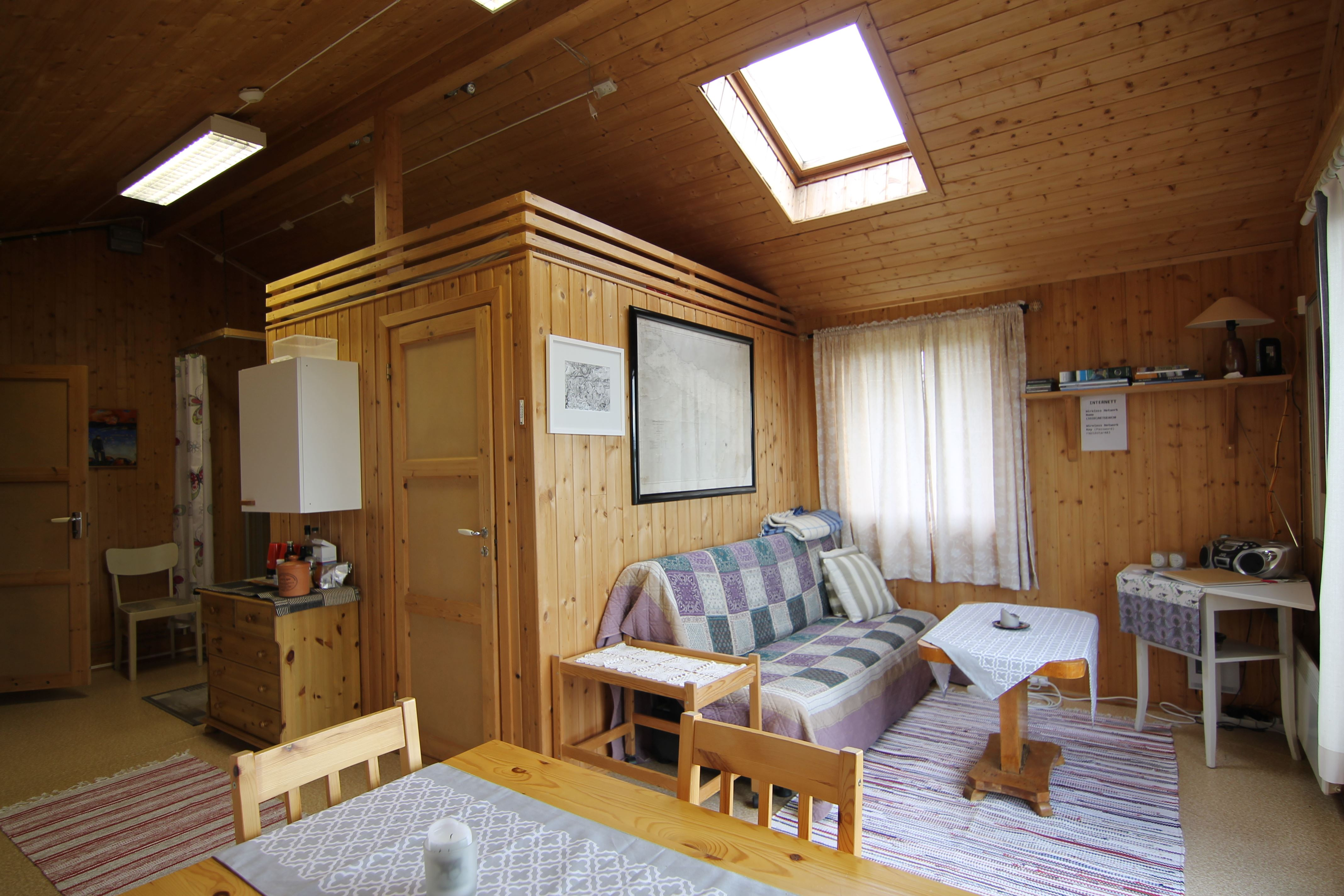 Arntzen Arctic Adventures hytte