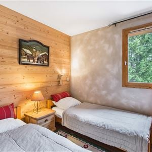 4 rooms 6 people ski in ski out / LE BELVEDERE 108 (Mountain of Charm) / Tranquillity Booking
