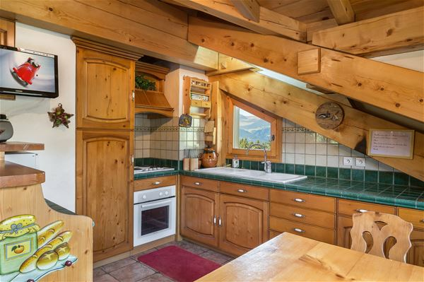 4 rooms duplex 8 people ski-in ski-out / LE TETRAS 2 (Mountain of Dream)