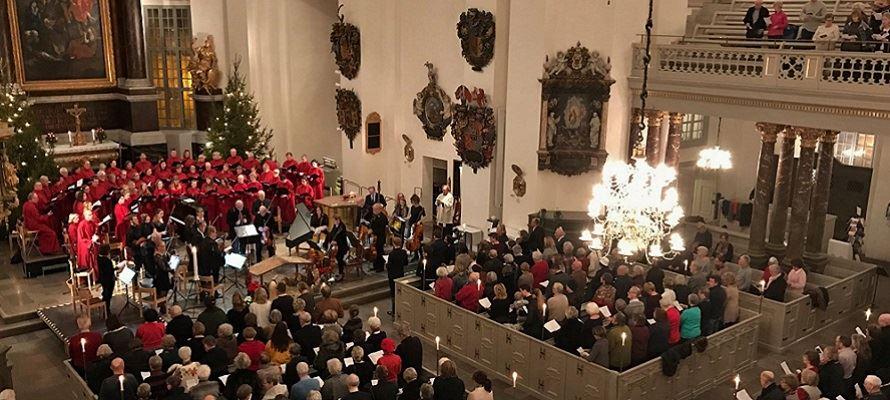 Jul- och Trettondedagskonsert