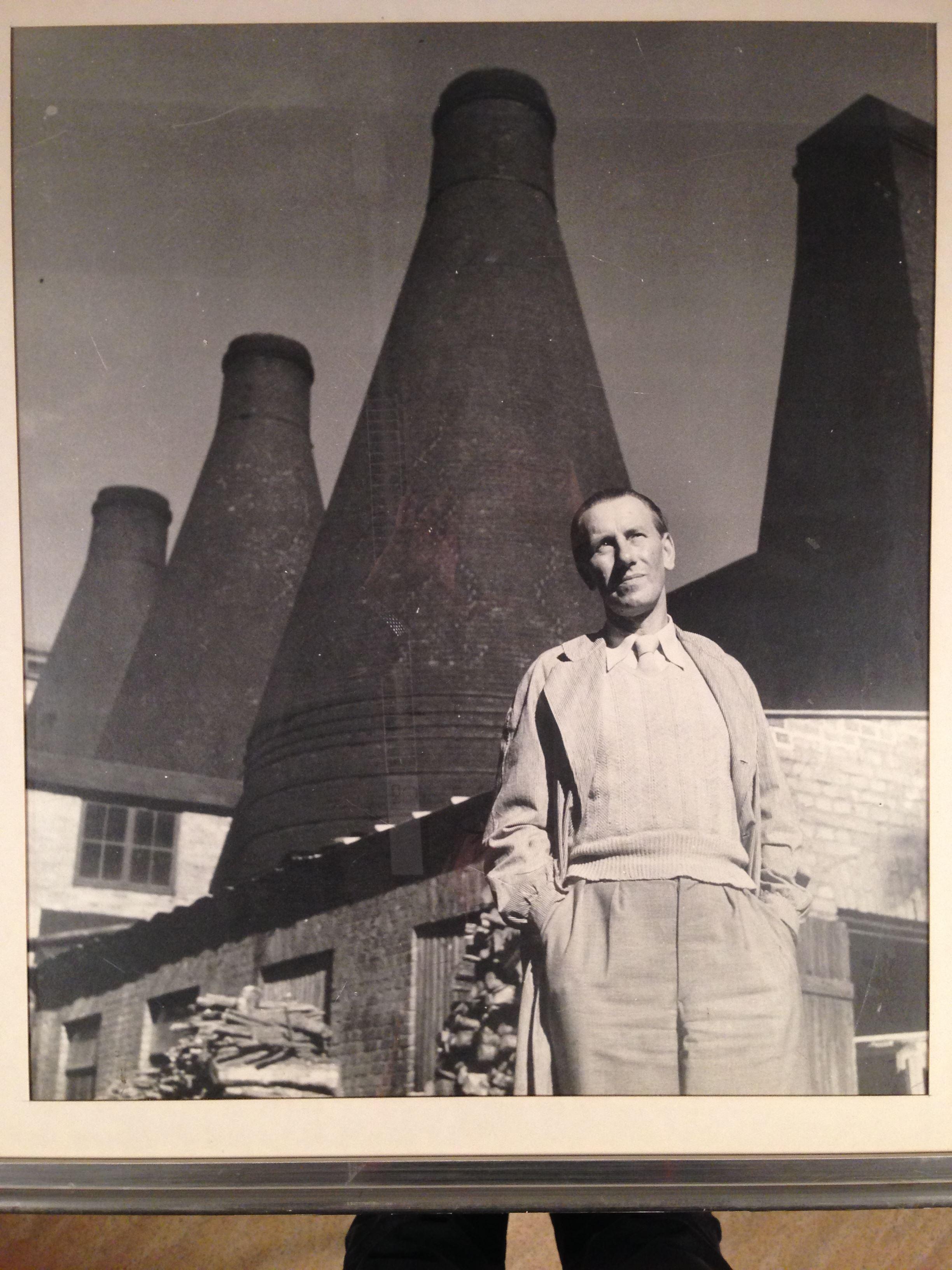 Utställning Arthur Percy