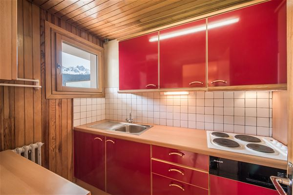 1 studio 4 people ski-in ski-out / RESIDENCE 1650 18 (Mountain) / Tranquillity Booking