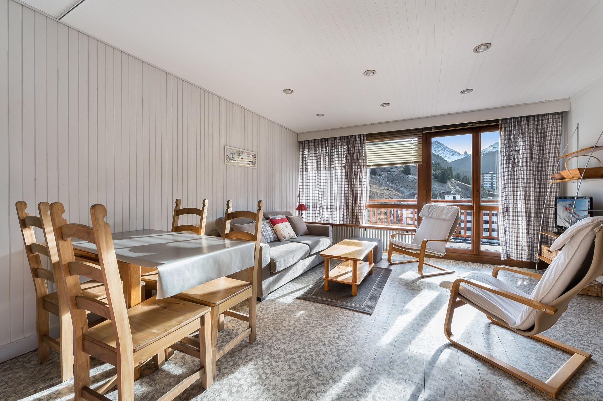 1 studio 4 personnes skis aux pieds / RESIDENCE 1650 26 (montagne de charme)