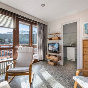 1 studio 4 people ski-in ski-out / RESIDENCE 1650 26 (Mountain of Charm) / Tranquillity Booking