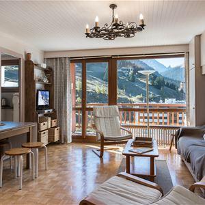 1 studio 4 personnes skis aux pieds / RESIDENCE 1650 27 (Montagne)