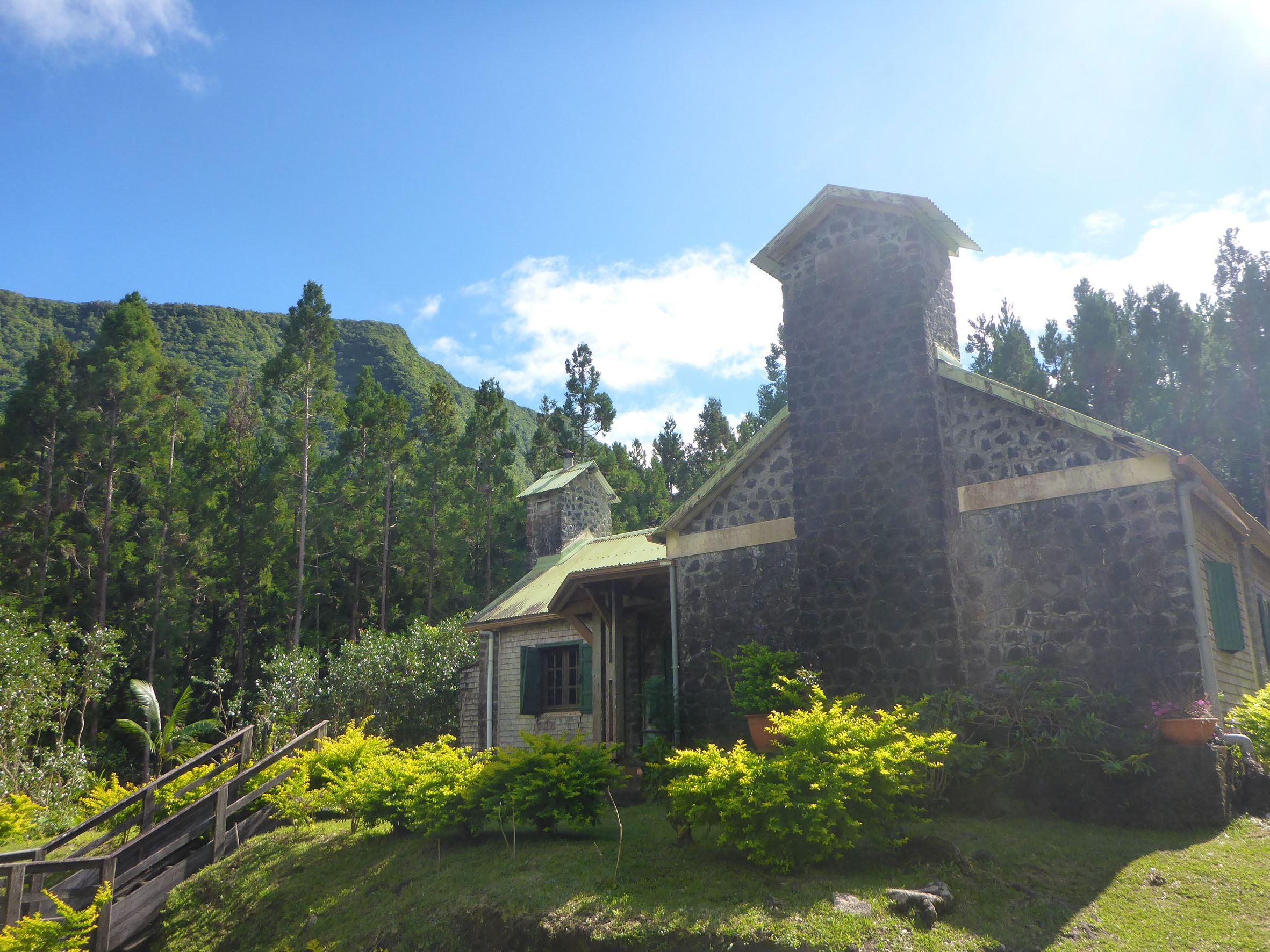 Refuge de Basse Vallée (Gîte)