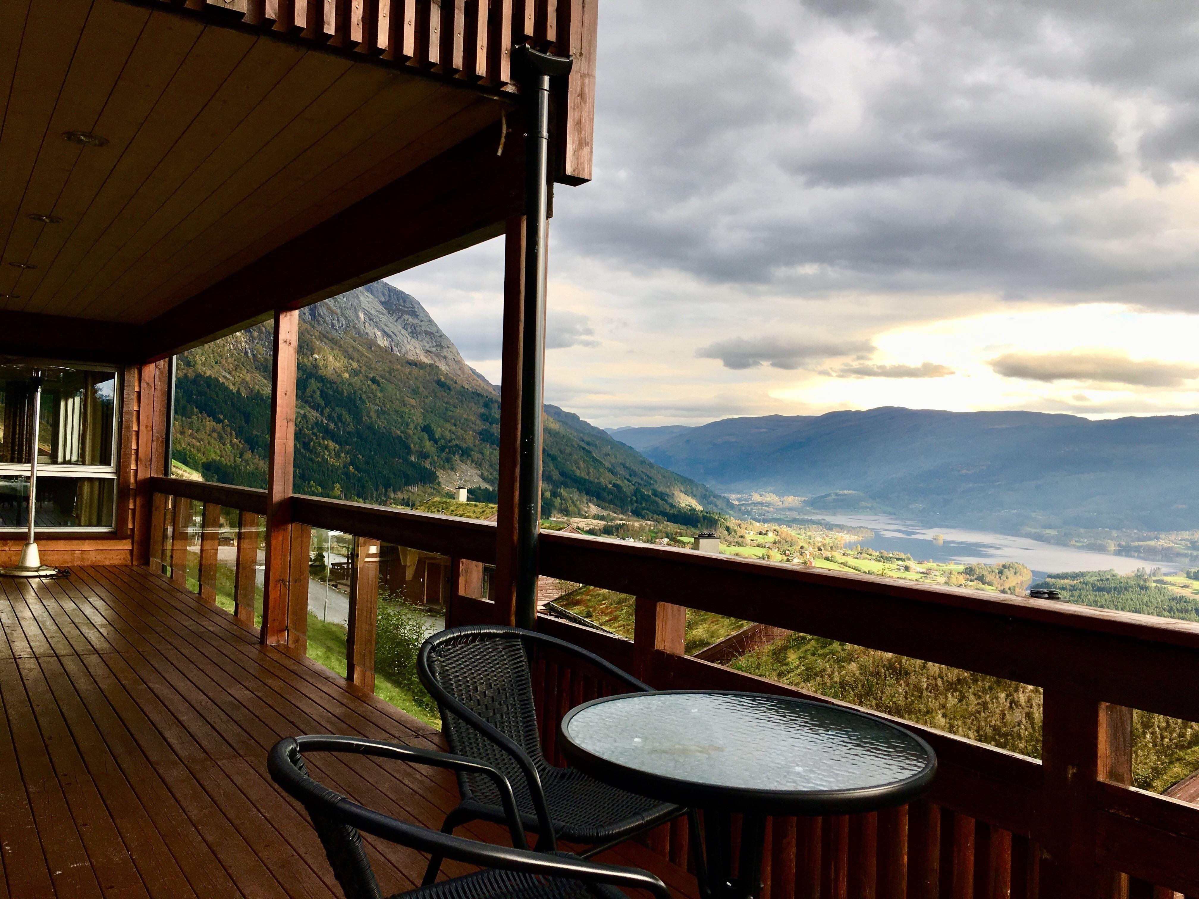 Voss Resort Bavallstunet apartments
