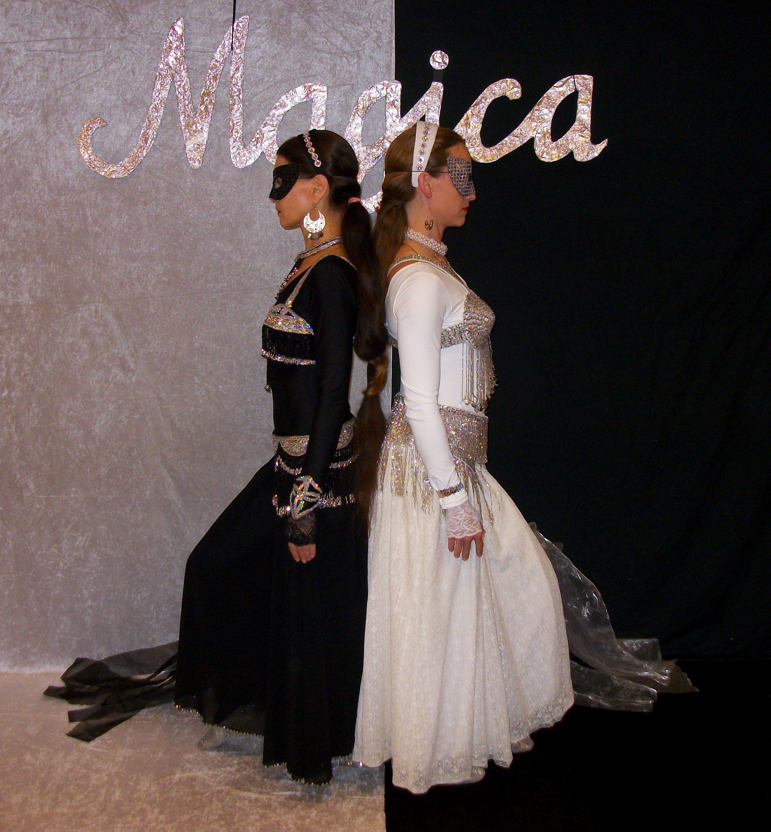 Orientalisk dansshow - Magica Shadows
